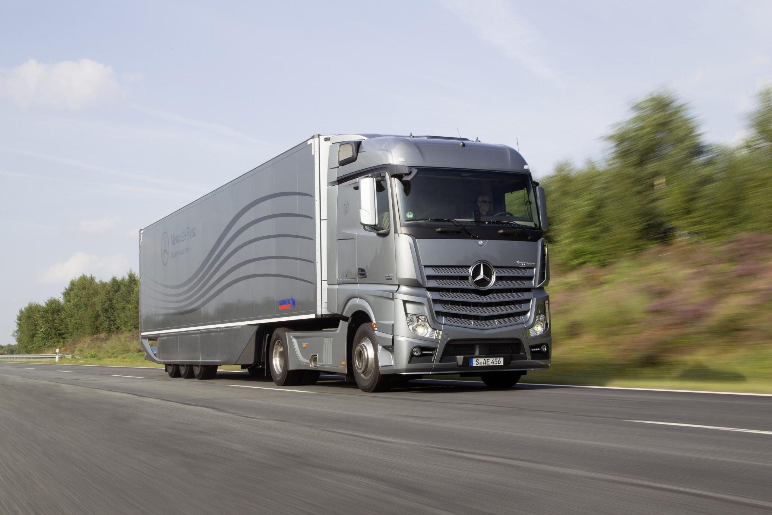greutatea șoferului de camioane pierde